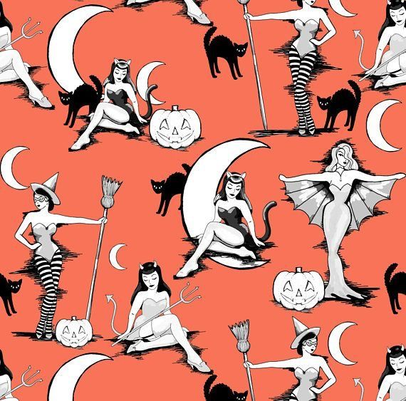 Fall Wallpapers Halloween Art Retro Halloween Vintage Halloween