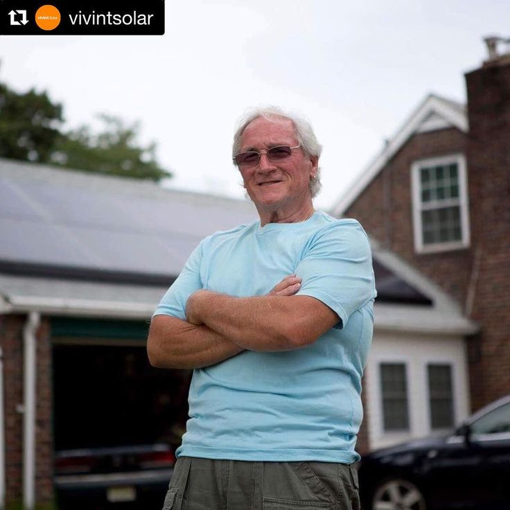 """I recently got my first bill from my electric company and its down 44 percent. Thats money that I can use towards my retirement and my vacations. - Dennis DAlessandro from East Brunswick New Jersey # #vivintsolar #solar #solarpower #solarenergy #renewableenergy #california #sunpower #solarpanels #solarpanel #cleanenergy #realestate #socal #losangeles #sunset #savetheplanet #zerodown #renewableenergy #globalwarming #gogreen #jonathansolarrep #love #instagood #instagram #summer #me #cute…"