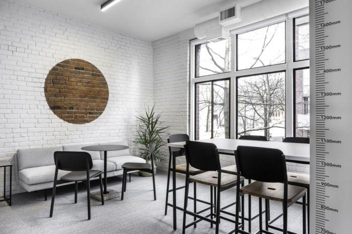 Office Tour Cutler Offices Renovation Vancouver In 2020 Commercial Interior Design Interior Interior Design