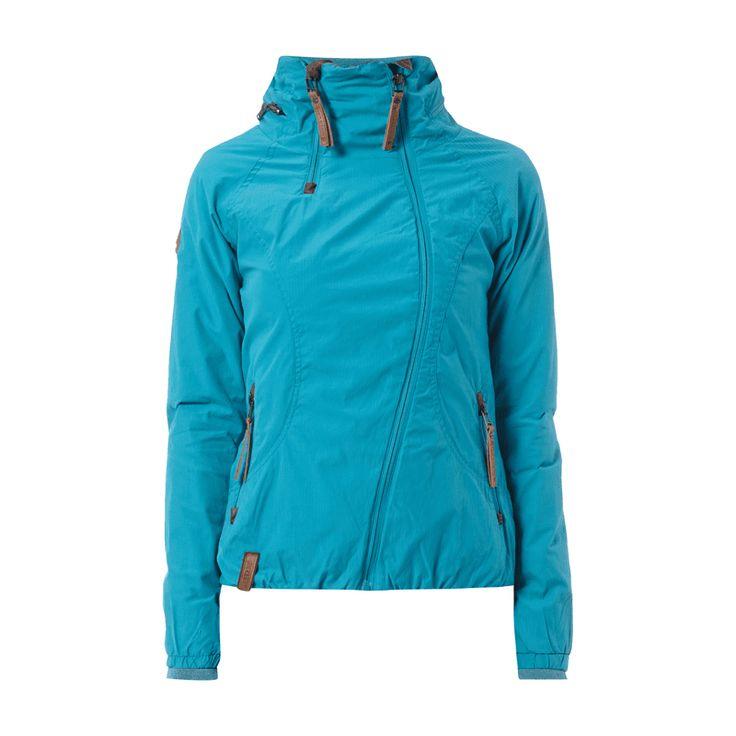 #Naketano #Damen #Jacke mit #Reißverschlusstaschen - Damenjacke von Naketano …
