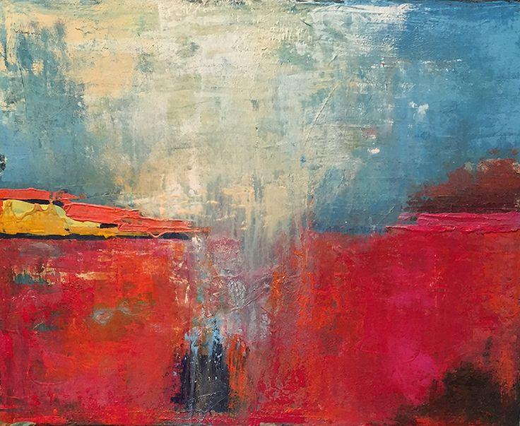 BREAKTHROUGH abstract art by Agnieszka C. Niezgoda