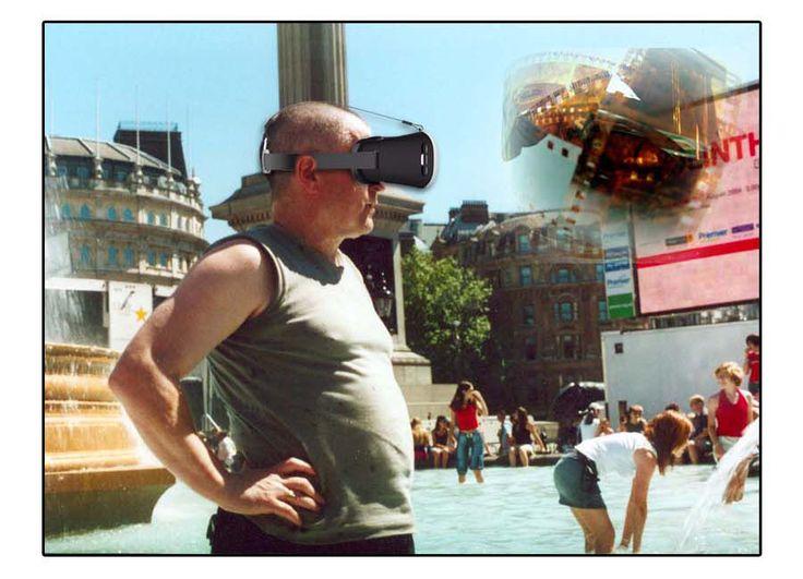 Vr box2 Google Cardboard 2nd VR BOX Virtual Reality 3D Glasses #VRbox2