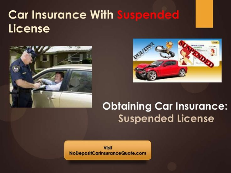 car insurance for suspended license with full coverage car insurance for a suspended license. Black Bedroom Furniture Sets. Home Design Ideas