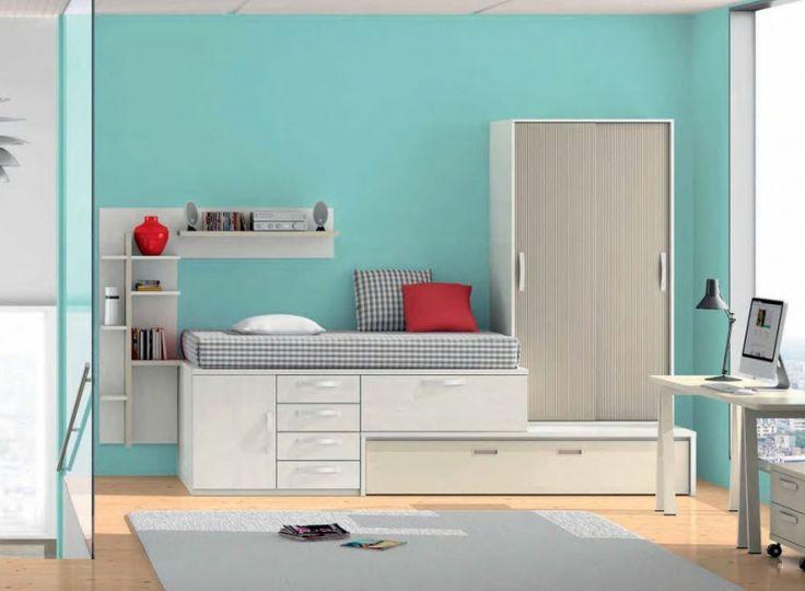 M s de 1000 im genes sobre dormitorios juveniles - Dormitorios juveniles en barcelona ...