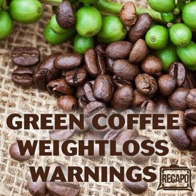 Dr Oz shared Green Coffee Bean Extract Warnings to watch for when buying this supplement; who should take Green Coffee Bean Extract.