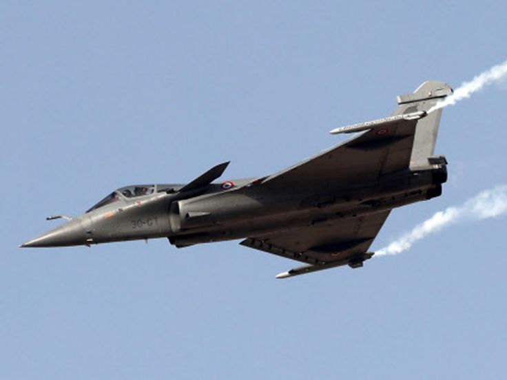 The Rafale fighter jet has been selected for outstanding performance and competitive price, and through a completely transparent process, said French officials on Wednesday, refuting Congress' allegations that the deal was overpriced and favoured one company.