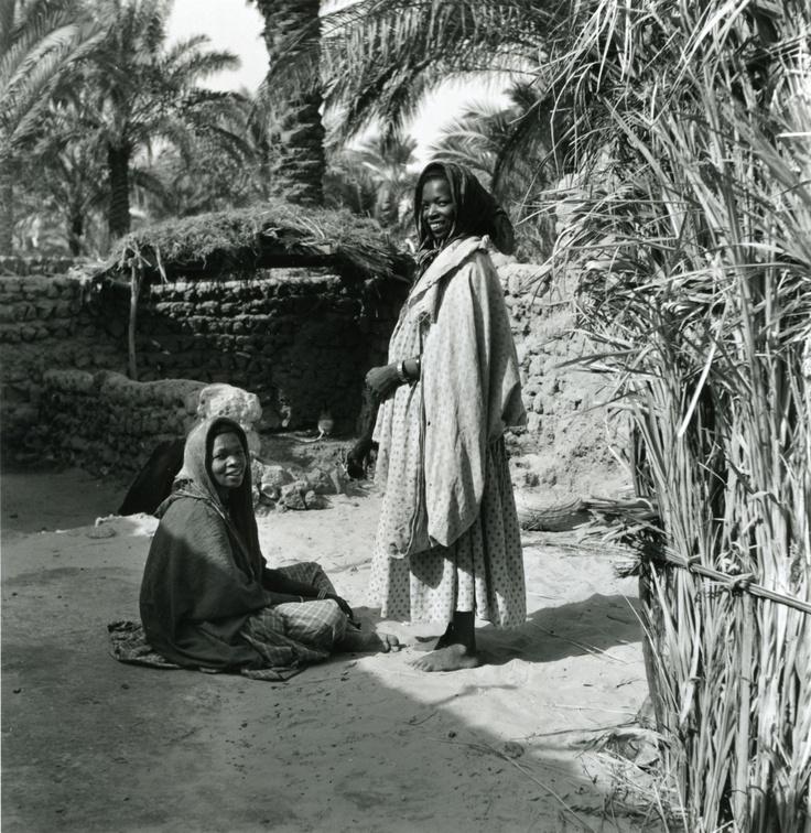 Peter W. Haeberlin. Sahara. Fotografie 1949-1952