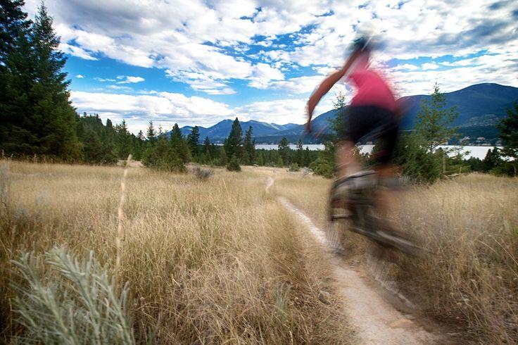 Biking #FairmontHotSpringsResort #BCRockiesAdventures #adventure #biking #outdoor #active #activities #explore #basecamp