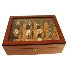 The Vox 12 Watch Box Display - $399.00