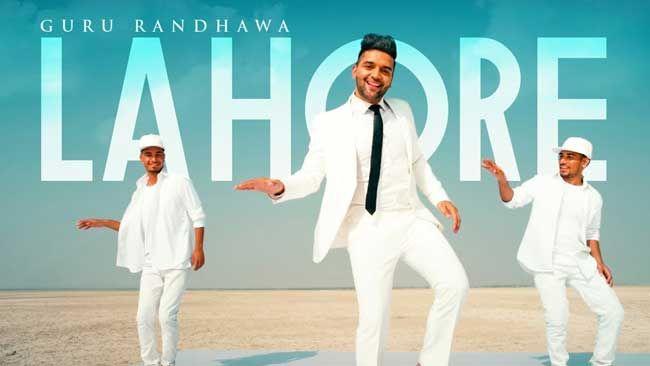 Lahore Lyrics By Guru Randhawa News Songs Bollywood Music Songs