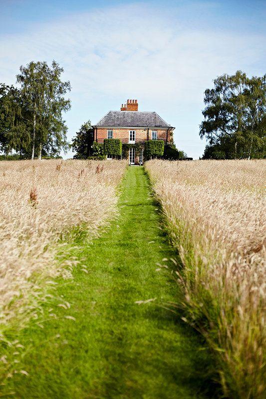 English country house. Tim Evan-Cook & Vogue Magazine - Our Kidd — News — Serlin Associates