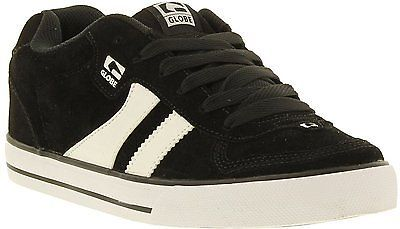 Globe #encore 2 ##skateboard #skate shoes trainers - black / white,  View more on the LINK: http://www.zeppy.io/product/gb/2/232055578453/