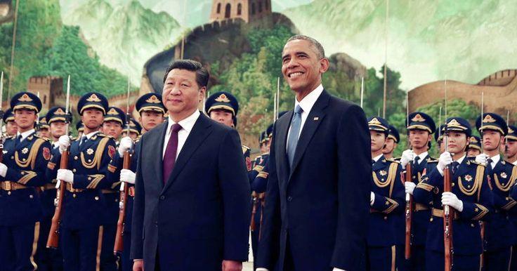 China pode derrubar EUA do posto de única superpotência