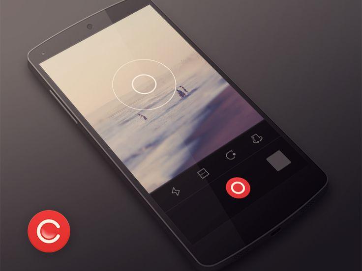 CamU on Nexus5 by Jarno Fabritius