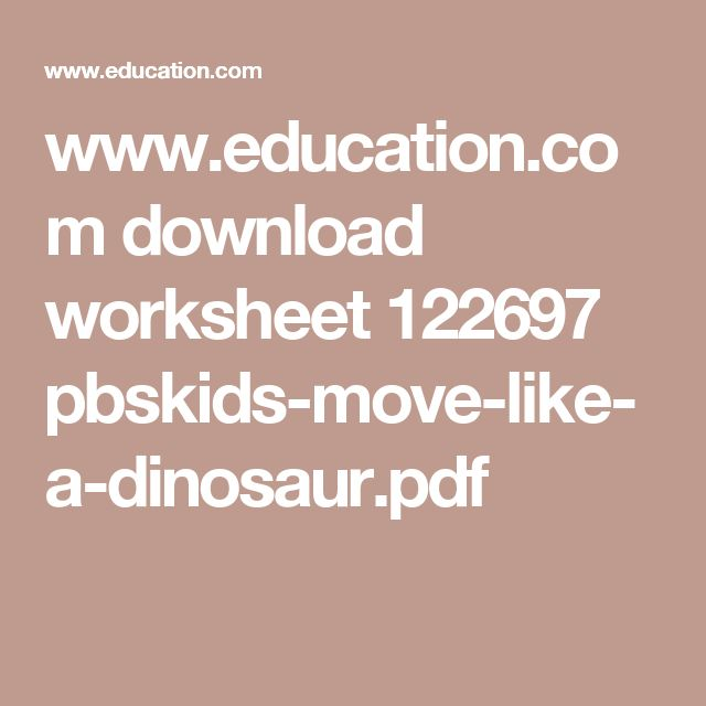 Numerical And Algebraic Expressions Worksheet Excel  Best Ideas About Dinosaur Worksheets On Pinterest  Dinosaurs  Addition Drills Worksheets Excel with Periodic Table Of Elements Worksheets Excel Wwweducationcom Download Worksheet  Pbskidsmovelikea  Dinosaurs Worksheets Free Worksheets For Preschoolers Alphabets