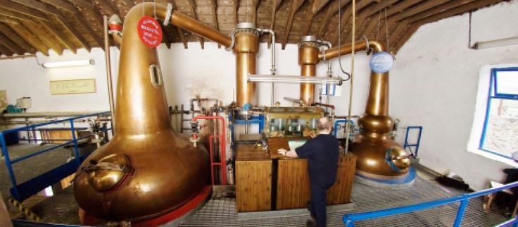 Kilchoman, (pronounced kilhoman) established in 2005, is a farm distillery and the first to be built on Islay for 124 years.