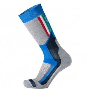 SOCKS X-COUNTRY OFFICIAL F.I.S.I. MEDIUM  [CA 0193]€ 15.50   Official F.I.S.I. X-Country sock Structure in Micotex + Lycra Anatomical protections in Thermolite