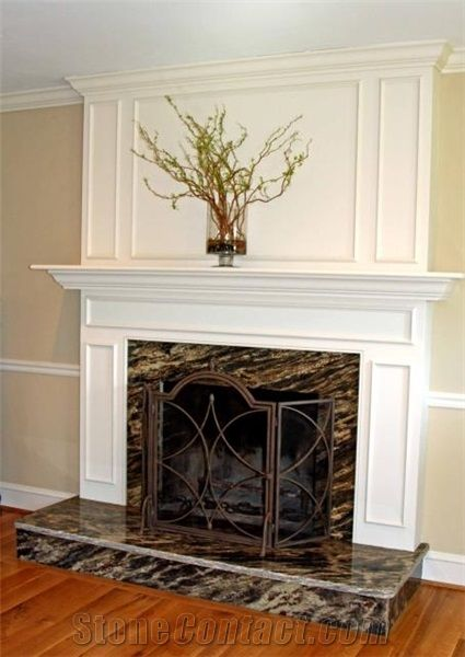 granite for fireplace surround. Magma Gold Granite Fireplace Surround Best 25  fireplace ideas on Pinterest Stone