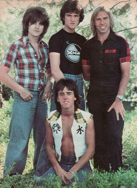 Bay City Rollers.  Have 13 of their albums!  I had to import them from England at the time.  :).I loved Woody.Please check out my website thanks. www.photopix.co.nz