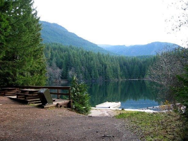 Cat Lake, Squamish BC