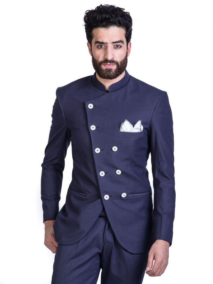 THE BEST MAN BANDHGALA  #men #blazer #elegant #slimfit #casual #formal #bandhgala #black #blue ##mensfashion #mensstyle #menstyle suitsformen #suits #SoftSummer #lookbook #aboutalook #ootd #fashion #fashionmen #lifestyle #ootn #dappermen #dappergentlemen #menstrend #whatstrending #nowtrending #currentlytrending #whattowear #buy #online  For more visit mrbutton.in/product-category/blazers/
