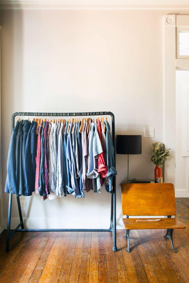 Best 25 No Closet Solutions Ideas On Pinterest No