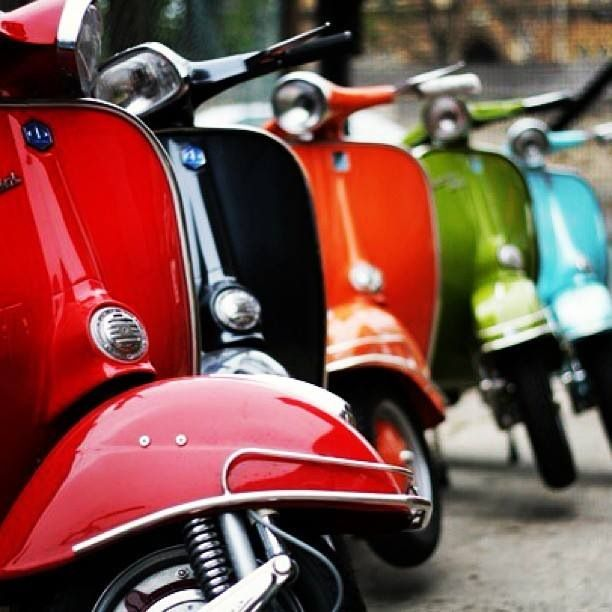 201 best vespa oldtimers images on pinterest | vespa scooters