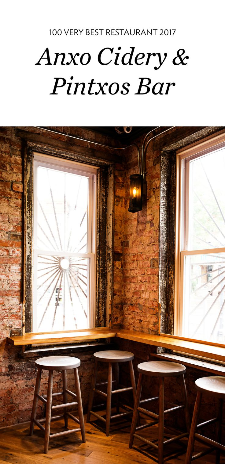Anxo Cidery & Pintxos Bar in Washington, DC | Washingtonian