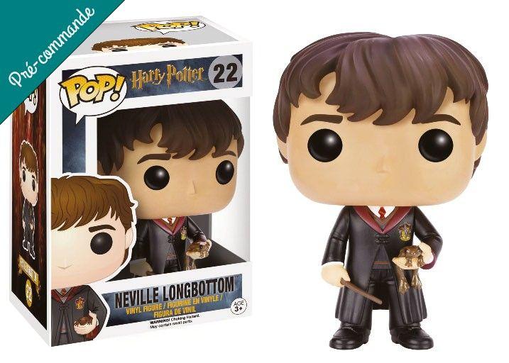 Préco - Harry Potter Funko Pop Neville Longbottom - Préco Pop! - Little Geek