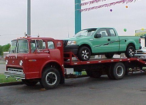 1000  images about Ford C-series trucks on Pinterest