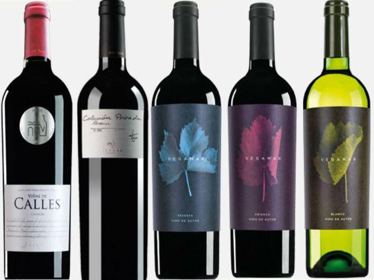 Bodegas Vegamar, vinos del Alto Turia