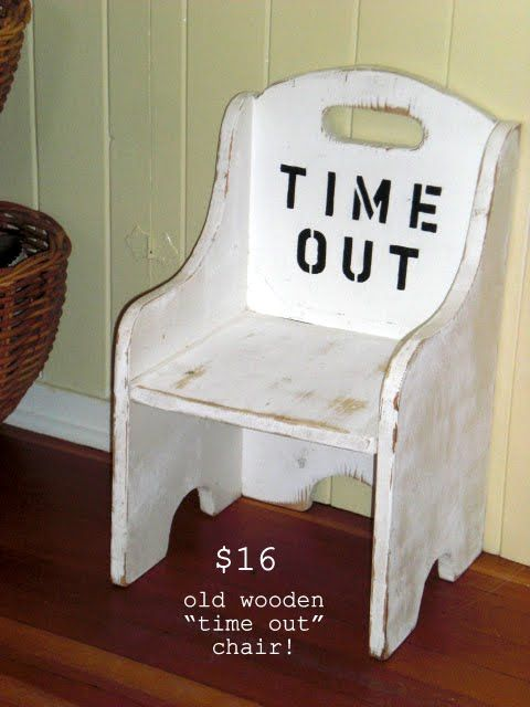 25 Best Ideas About Time Out Chair On Pinterest Time