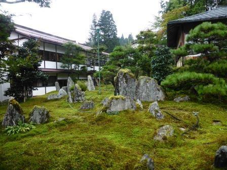 SAIHO-JI : LE TEMPLE DES MOUSSES (KOKEDERA) - La Route du Japon agence de voyage Japon informations pratiques séjour circuits découverte du Japon
