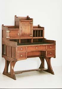 Desk by Berlage