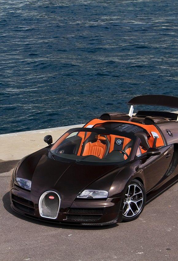 You will love MACHINE Shop Café ❤ Best of Bugatti @ MACHINE ❤ (Bugatti ƎB Veyron Grand Sport)