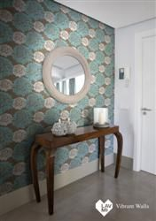 Awesome happy wallpaper Herbarium in 223-00-03, Scandinavian wallpaper and decor
