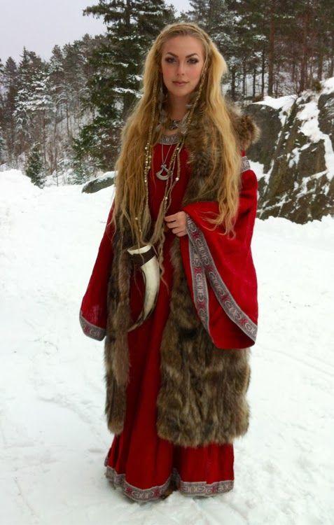 Viking Maiden