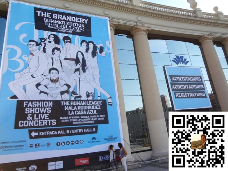 The Brandery Summer Edition in Barcelona - Spain - Celebrado en Julio 2012