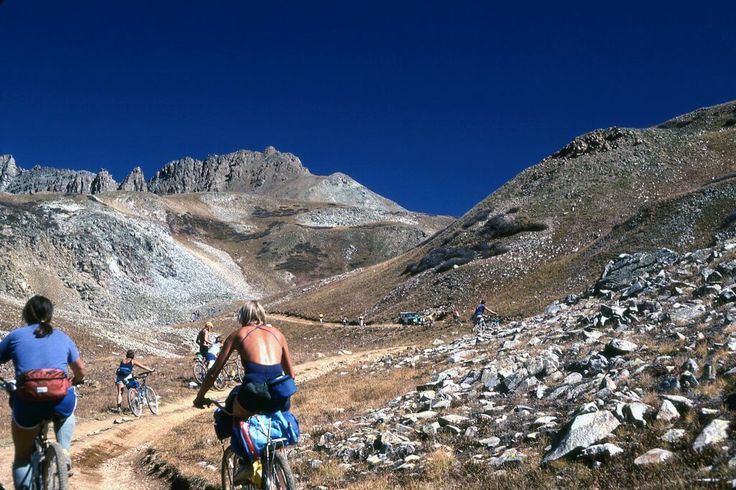 Pearl Pass Tour - The Oldest Mountain Biking Event in the World