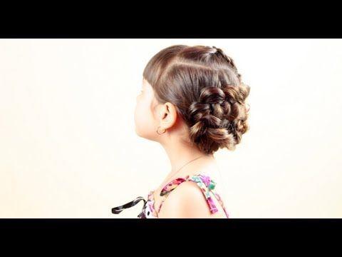 """Обратная французская коса """"Змейка"""". Reverse french hair braid """"Zig Zag"""""""