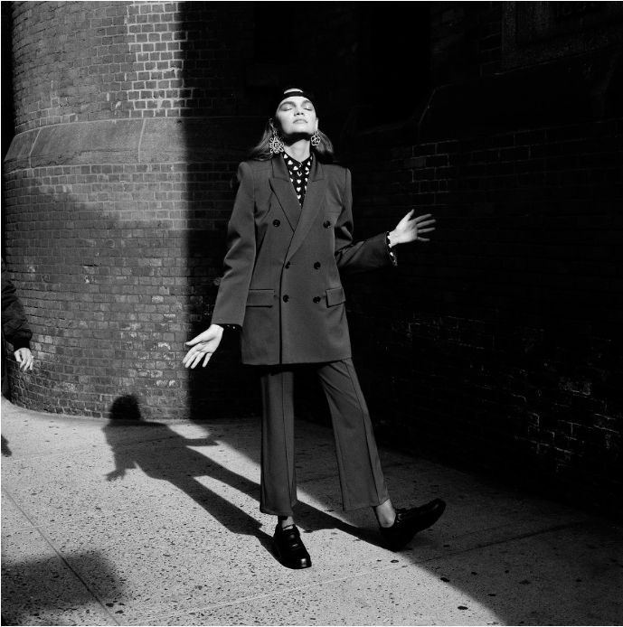 SSAW Magazine Editorial  Shot on location in New York by Clara Balzary  Produced by Lock Production