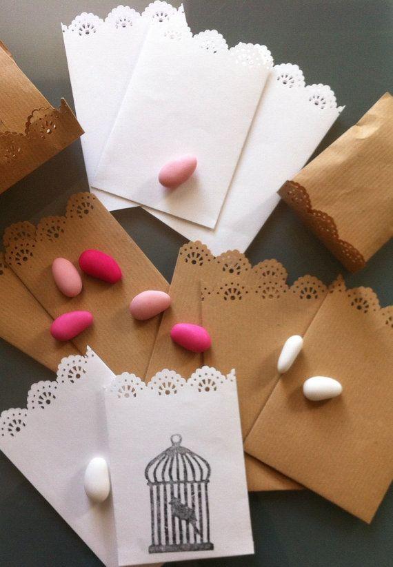 Confettata bags by spremutadipois on Etsy