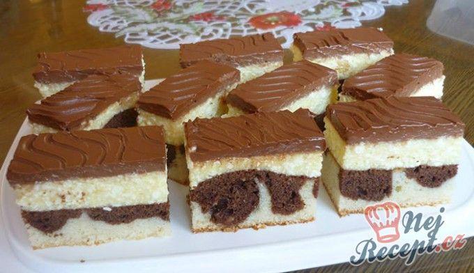 Úžasný tvarohový koláč | NejRecept.cz