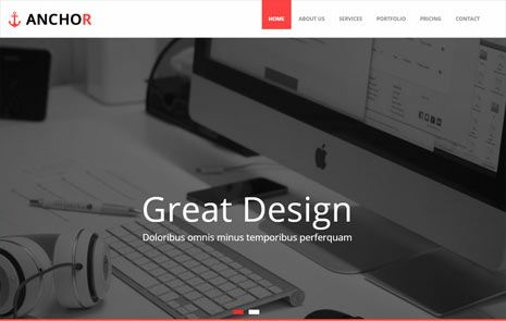 Responsive-Bootstrap-Web-Template
