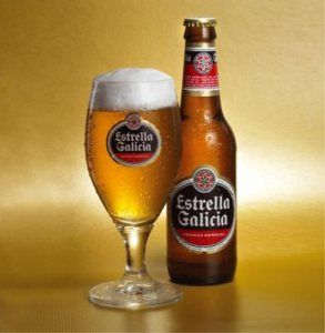 Estrella Galicia. The best beer of the world.
