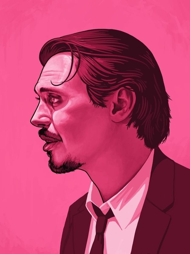 Mr. Pink from 'Reservoir Dogs' by Mike Mitchell