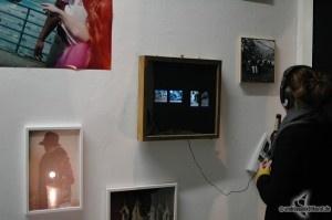 Rundgang an der Hochschule für Grafik und Buchkunst 2012. Ausstellung der Arbeiten von Studenten aller Fachrichtungen.