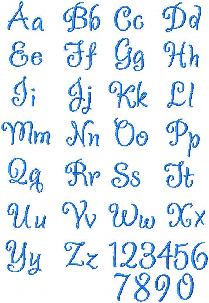 Best cute fonts alphabet ideas on pinterest letter