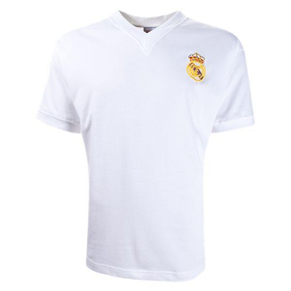 Real Madrid 1960s Retro Shirt