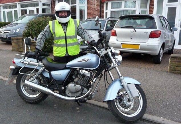 10 Best Motorcycles for Women - Suzuki Marauder GZ125 - Page 8 - Features - Visordown